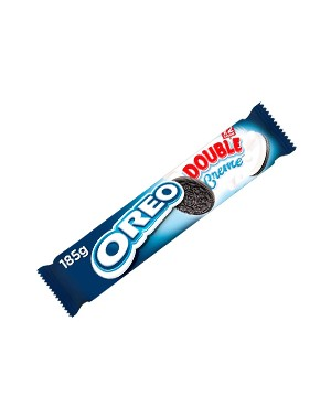 Galletas Oreo Doble Crema Rodillo 185 g