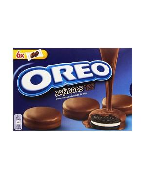 Oreo Chocolate Leche Bañada 246 g.