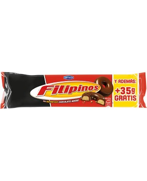copy of Filipinos Artiach chocolate negro 100g.