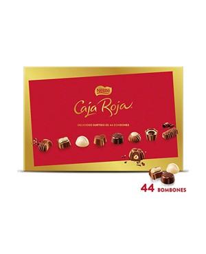 "Bombons ""Caja Roja"" Nestle 44 Un."