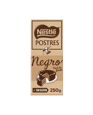 Xocolata Nestle Postres 250 g