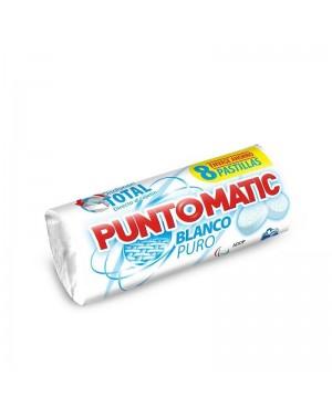 Puntomatic Blanco Tubo 8 Un. 4 Lavadas.