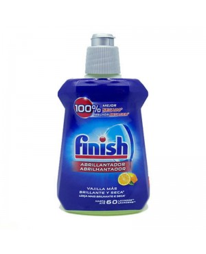 Finish Liquido lavado maquina 250 ml.
