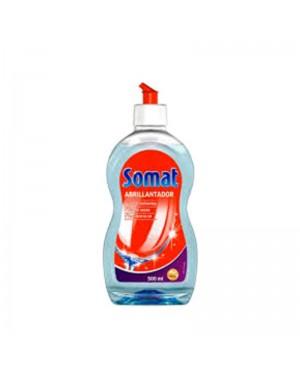 Abrillantador Somat 500 ml.