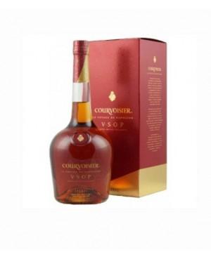 Cognac Courvoisier Vsop 1l 40º Est 1ud.