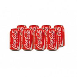 Coca-Cola Latas (Pack8 x 33cl)
