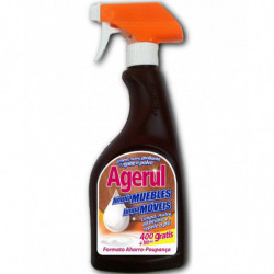 Limpia Muebles Agerul Spray 400+100ml