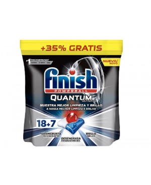 Finish Quantum Pastillas 18+7 U.