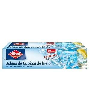 Bolsas Cubitos Albal 10 Unidades.