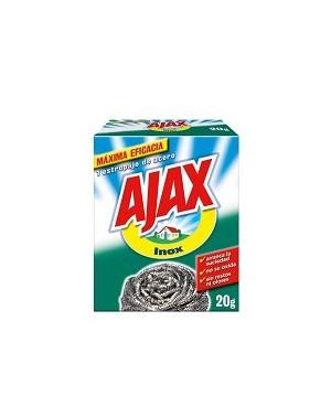 Estropajo Acero Ajax