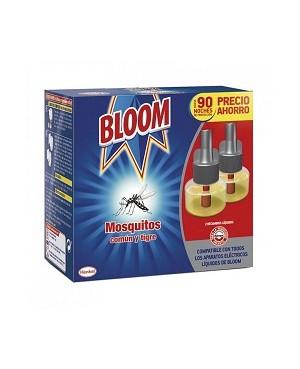 Bloom Mosquitos Aparato + 2Rec Elec.Liq