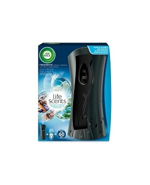 Air Wick Completo Freshmatic Oasis Ap+Re