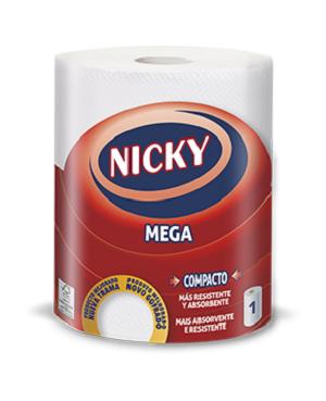 Mega Rollo Cocina Nicky