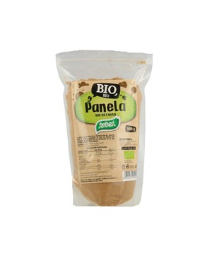 Azúcar Panela Bio Santiveri 500 g.
