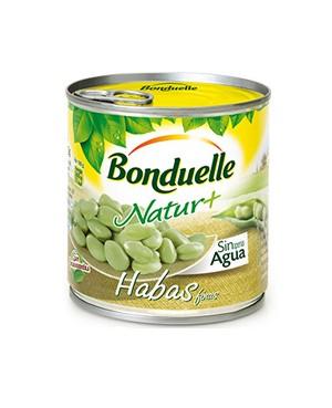 Faves Fines Bonduelle Naturt 425 ml.