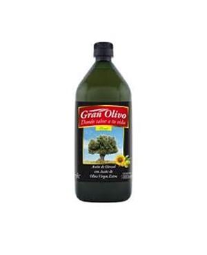 Aceite de Oliva Suave 0.4 Gran Olivo 1 L.