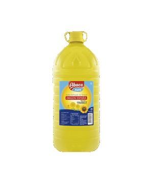 Aceite de Girasol Abaco 5 L.