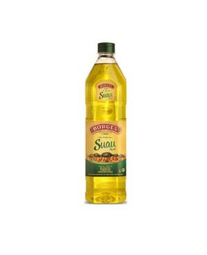 Aceite de Oliva Borges Suave 1 L. 0.4º.