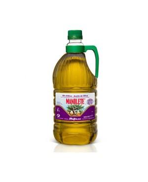 Aceite de Oliva Manolete 2 L.
