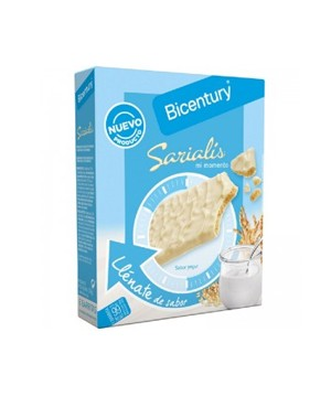 Sarialis sabor a Yogurt 6x8 Bicentury 120g.