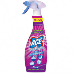Lejía + Desengrasante Ace Spray Mousse 700ml