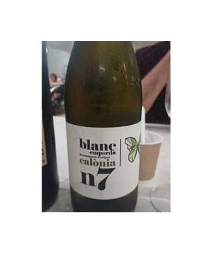 Vino Blanco Calónia n7 Macabeu 75cl D.O. Empordá