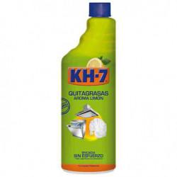 KH-7 Quitagrasas Aroma Limón Recambio 750ml