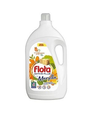 Detergente Flota Active Plus Marsella 25 Dosis
