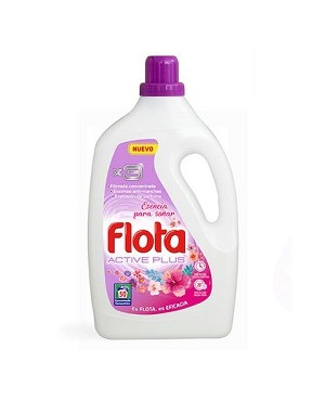 Detergente Flota Esencias 50 Dosis