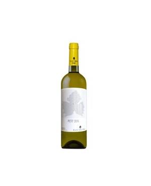 Vino Blanco Petit Clot Dels Oms Blanc Macabeu 75cl. D.O. Penedés