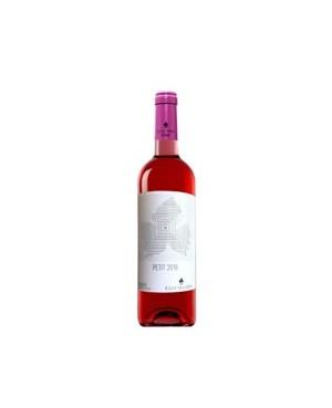 Vino Rosado Petit Clot Dels Oms Blanc Cabernet 75cl. D.O. Penedés