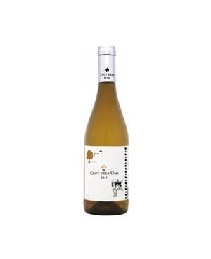 Vino Blanco Clot Dels Oms Blanc Chardonay 75cl D.O. Penedés