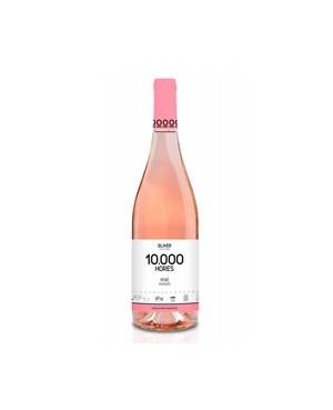 Vino Rosado 10.000 Hores Rosat Merlot 75cl D.O. Penedés