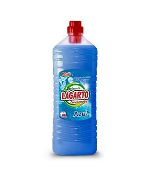 Suavizante Concentrado Azul Lagarto 80 Dosis