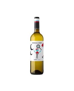 Vino Blanco Pescallunes Ferre I Catasús Xarel 75cl D.O. Penedés