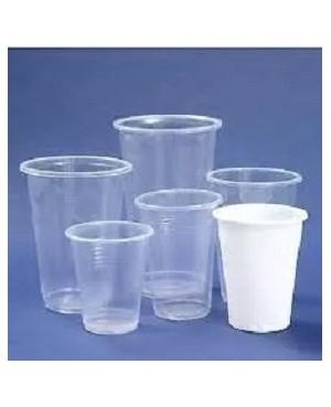 Vasos Plástico 220 ml 25 Unidades.