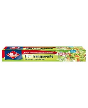 Albal Film Trasparent 50 m