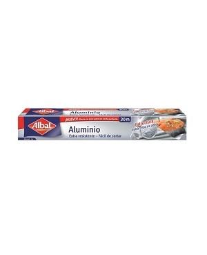 Albal Rollo Aluminio 30 Metros