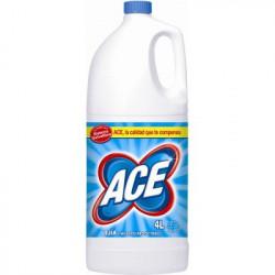 Lejía Ace 4L