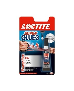Super Glue3 Tubo 3 g