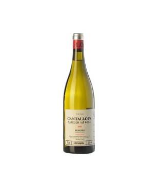 Vino Blanco Cantallops Xarel 75cl D.O. Penedés
