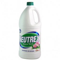 Lejía Neutrex Frescor Verde 2L