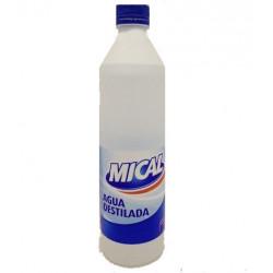 Agua Destilada Mical 1L