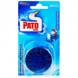 Limpiador Water Pato Matic Agua Azul 50g