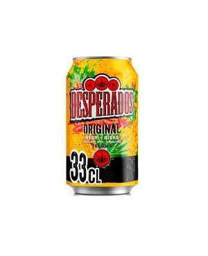 Cerveza Desperados Lata 33 cl.