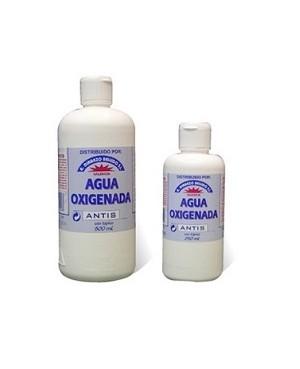 Agua Oxigenada Antis 250 ml.