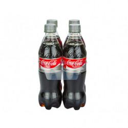Coca-Cola Light Botellas (Pack 4 x 50cl)