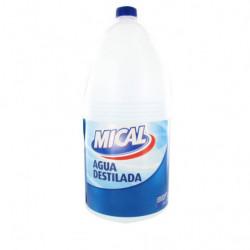 Agua Destilada Mical 2L