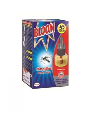 Bloom Continuo Electrico Recambio Liquido