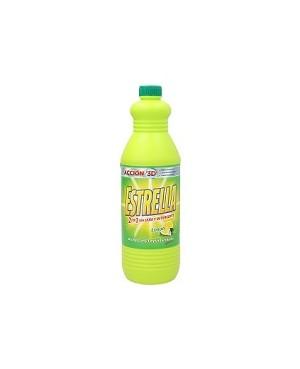 Lejía Estrella Limón 1,5 L